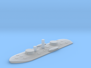 1/600 Milwaukee Class River Monitor  in Smooth Fine Detail Plastic