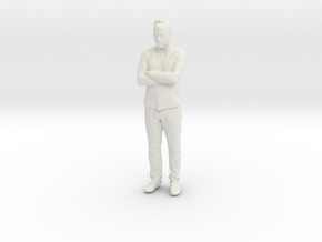 Printle C Homme 857 - 1/24 - wob in White Strong & Flexible