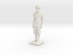 Printle C Homme 856 - 1/24 in White Strong & Flexible