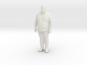 Printle C Homme 802 - 1/24 - wob in White Strong & Flexible