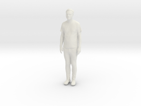 Printle C Homme 859 -1/24 - wob in White Strong & Flexible