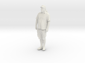 Printle C Homme 813 - 1/24 - wob in White Strong & Flexible