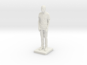 Printle C Homme 816 - 1/24 in White Strong & Flexible