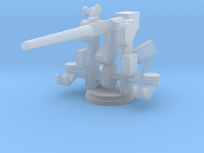 1/125 Scale 3 In 50 Cal Mk 24 Naval Gun in Smooth Fine Detail Plastic