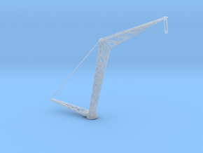 1/125 Scale Aircraft Crane in Smooth Fine Detail Plastic