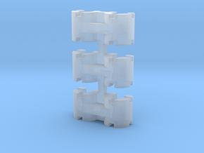 Zeta-11 in Smoothest Fine Detail Plastic