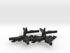 Koppeling ICE Mehano in Black Strong & Flexible