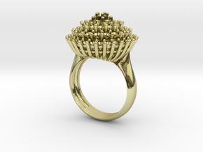 Sami.1 in 18k Gold Plated Brass