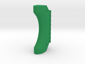 Aurora Shoulder Stock in Green Processed Versatile Plastic