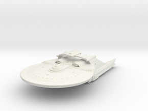 Reliant Class V  HvyCruiser in White Natural Versatile Plastic