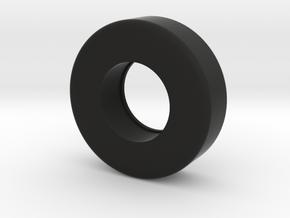 Scale Model Rear Drag Slick 9-30-15 in Black Natural Versatile Plastic