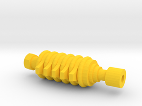 ARG Muzzle Tip in Yellow Strong & Flexible Polished