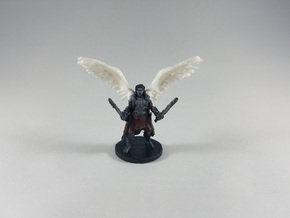 Aasimar  in White Strong & Flexible