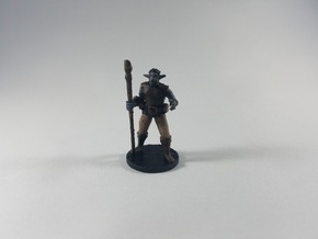 Firbolg in White Strong & Flexible