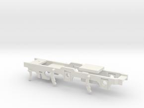 FR E1 & Cambrian SPC - P4 Chassis in White Natural Versatile Plastic