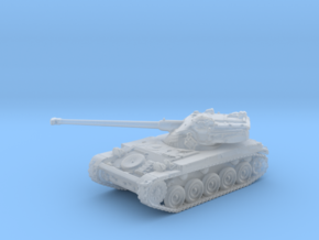 1/144 French AMX-13 90 Light Tank in Smooth Fine Detail Plastic