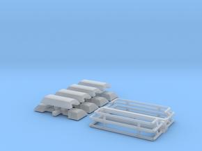 4xRTK 7 15mm in Smooth Fine Detail Plastic