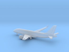 Bombardier CSeries 100 in Smooth Fine Detail Plastic: 1:600