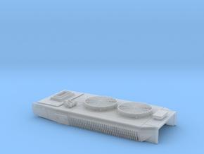 DB0002 SD40-2W DB Std Fans, High Stk, Rblt 1/87.1 in Smoothest Fine Detail Plastic