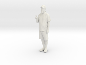 Printle C Homme 790 - 1/24 - wob in White Strong & Flexible