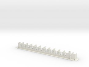 #20B - 51 81 59-80 003 Innenausbau in White Natural Versatile Plastic