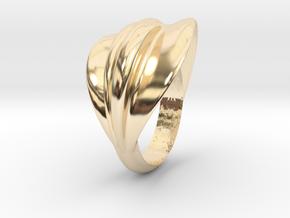 Ring Far in 14K Yellow Gold