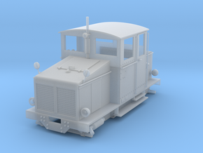 Ohs loco  in Smooth Fine Detail Plastic: 1:45