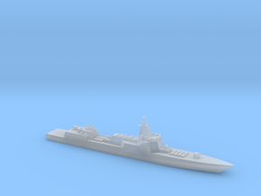 055 Destroyer (2017), 1/2400 in Smooth Fine Detail Plastic