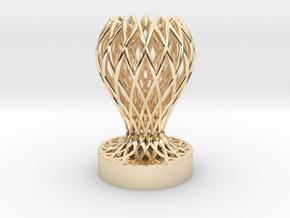 1/1 Mini Trophy in 14K Yellow Gold