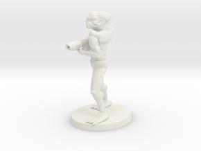 Cusaltreen Mercenary 2 in White Natural Versatile Plastic