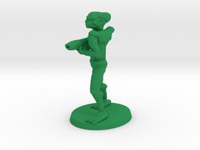 Cusaltreen Mercenary 2 in Green Strong & Flexible Polished