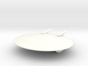 Nebula Class (Prototype #1) 1/7000 in White Processed Versatile Plastic