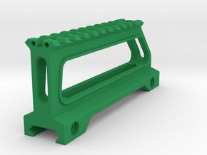 KFF Carrying Handle in Green Processed Versatile Plastic