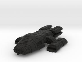 Boomer in Black Natural Versatile Plastic