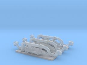 1/87 Az/kemp/pumpe in Smoothest Fine Detail Plastic