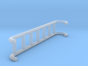 1/87 Rear Ladder in Smooth Fine Detail Plastic