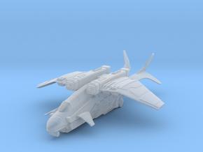 VTOL Dropship Miniature in Smooth Fine Detail Plastic