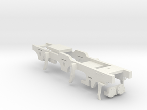 7mm - FR E1 & Cambrian SPC - Chassis in White Natural Versatile Plastic