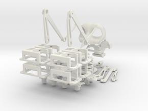 Magpie Kit in White Natural Versatile Plastic