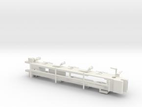 LB&SCR E2  - 00 Chassis in White Natural Versatile Plastic