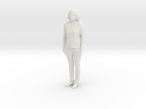 Printle C Femme 723 - 1/24 - wob in White Natural Versatile Plastic