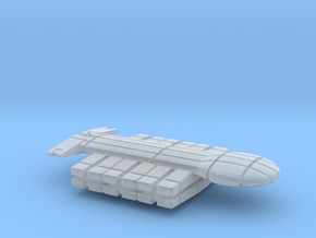 Freighter Type 1 in Smooth Fine Detail Plastic