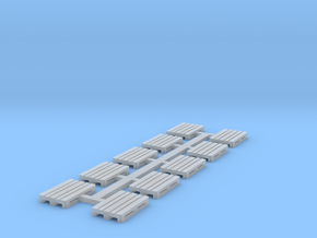 TJ-Z2024 - Palettes EUR-EPAL in Smoothest Fine Detail Plastic