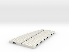 P-165stw-rh-cross-straight-250r-100-live-3a in White Natural Versatile Plastic