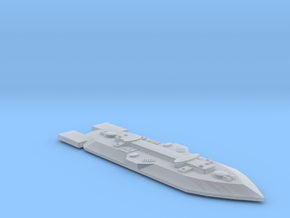 3788 Scale Frax War Cruiser (CW) MGL in Smooth Fine Detail Plastic