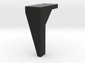 LargeGripperSlimFinger in Black Natural Versatile Plastic