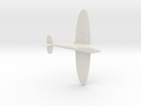 1:285 Spitfire V Trop in White Natural Versatile Plastic