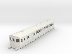 O-76-gwr-diag-q-r-steam-railmotor1 in White Natural Versatile Plastic