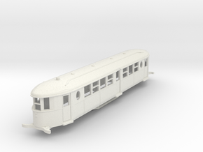 O-76-sr-sent-cammell-railbus in White Natural Versatile Plastic