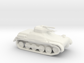 LightTankAnti-Infantry LTAI in White Natural Versatile Plastic